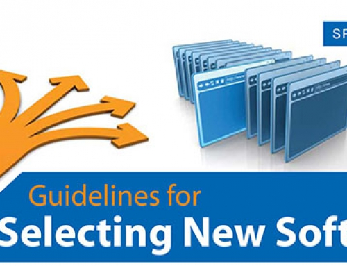 Guidelines for Selecting New Software