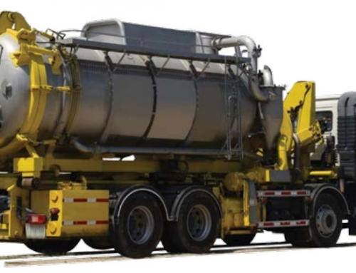 Cloudy Waters-Meeting the Challenges of Liquid Waste Logistics