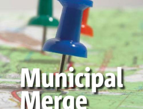 Municipal Merge Mapping